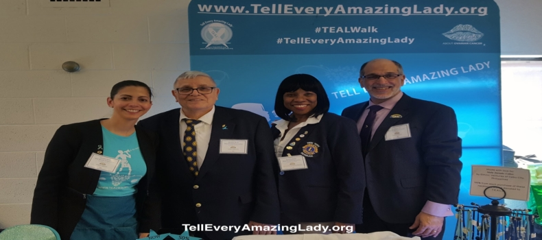T.E.A.L.® Presents at District 20-K1 Lions 62nd Mid-Winter Convention