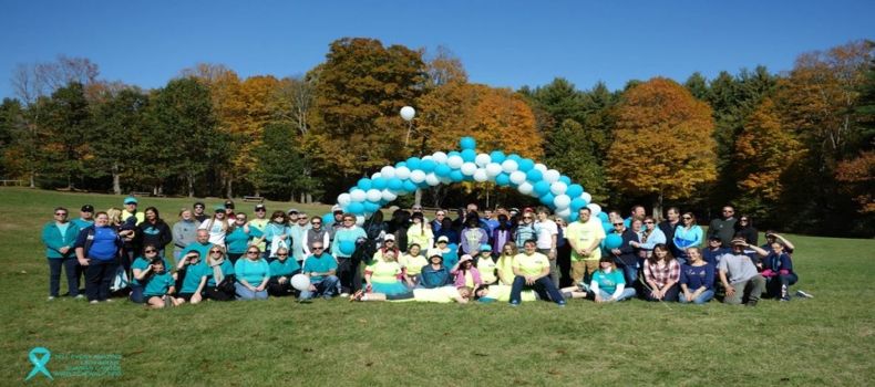 Great Success of T.E.A.L's First Satellite Walk in Litchfield, CT
