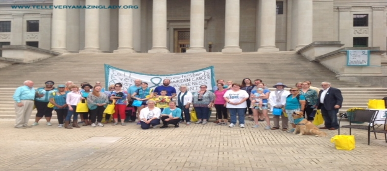 T.E.A.L.® West Virginia March to the State Capitol