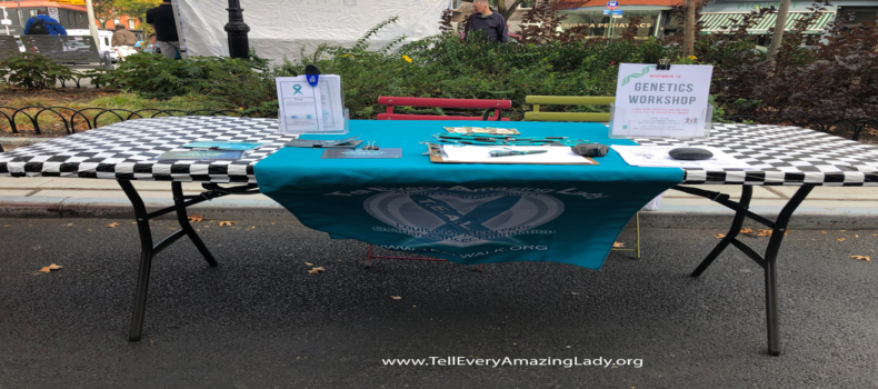 T.E.A.L.® attends North Flatbush Fall Fest