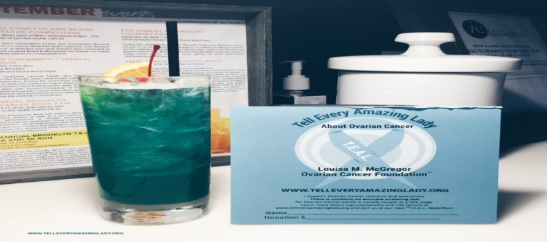 NU Hotel September Awareness Drink Special
