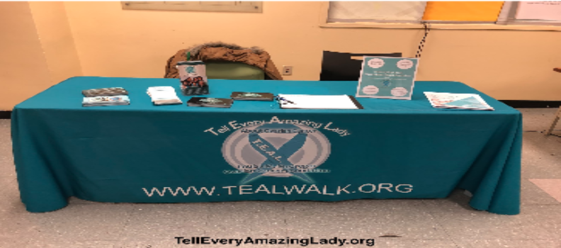 T.E.A.L.® at the NYC Department of Education-Office of Adult and Continuing Education Health Fair