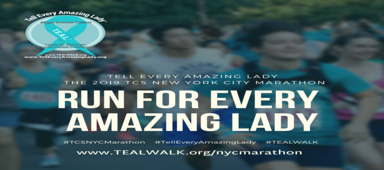 Participating Charity in the 2019 TSC New York City Marathon