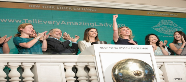 T.E.A.L.® rings New York Stock Exchange closing bell