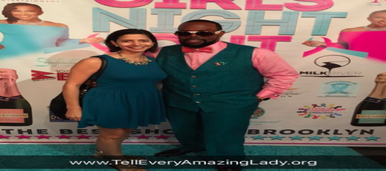 "3rd Annual Girls Night Out ""Pink & Teal"" Event"