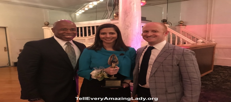 Honored at 2019 Schneps Media's Annual Power Women Awards