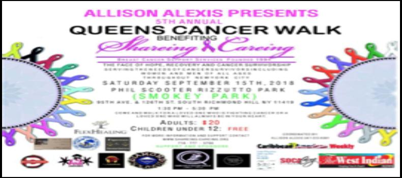 T.E.A.L.® at the 5th Annual Queens Cancer Walk