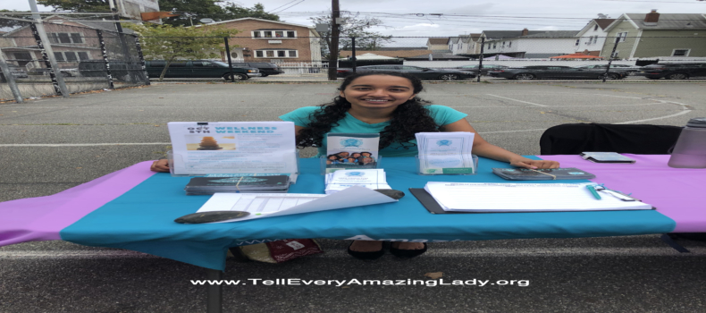 T.E.A.L.® takes part in Queens Cancer Walk