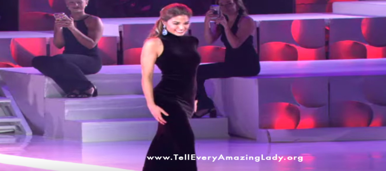 T.E.A.L.® Youth Ambassador televised in Miss California Competition