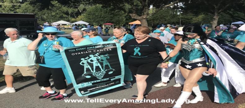 The 7th Annual Savannah T.E.A.L.® Walk date announced