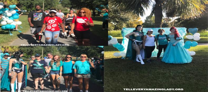 5th Annual Savannah T.E.A.L.® Walk