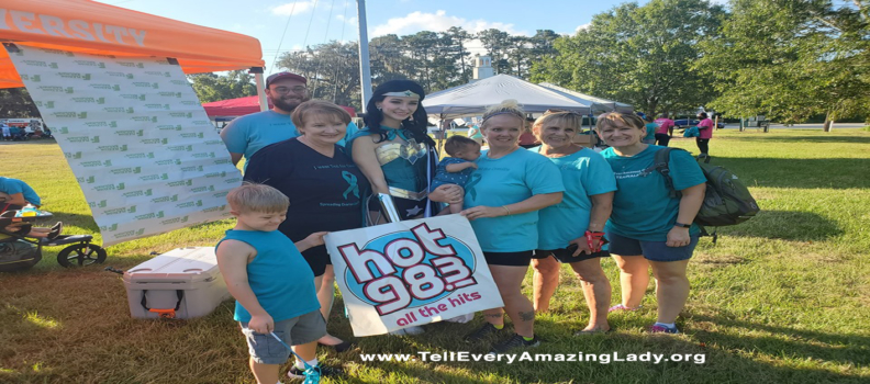 6th Annual Savannah T.E.A.L.® Walk
