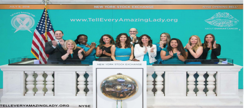 T.E.A.L.® Rings Opening Bell at the New York Stock Exchange