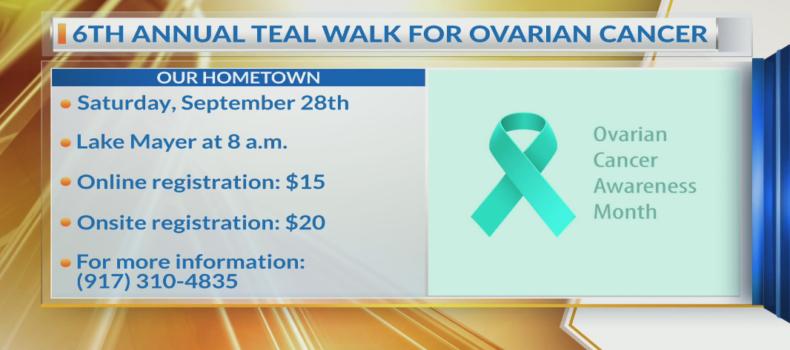 WSAV features 6th Annual Savannah T.E.A.L.® Walk