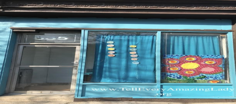 T.E.A.L.®'s Spring Windows by Harlem Children's Zone