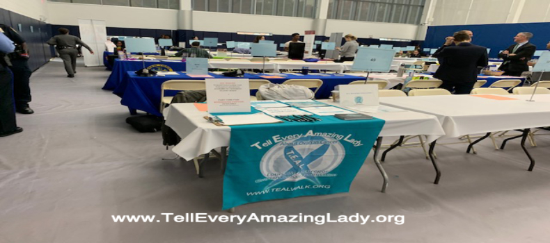 T.E.A.L.® attends St. Joseph College Career Expo
