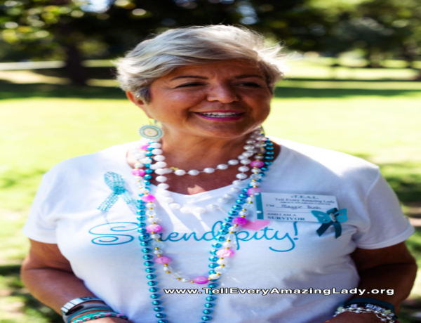 T.E.A.L.® Amazing Lady Program Member: Maggie