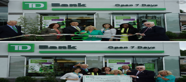 TD Bank Supports T.E.A.L.®