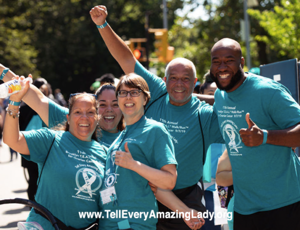 Save the date for the 12th Annual Brooklyn T.E.A.L.® Walk/Run