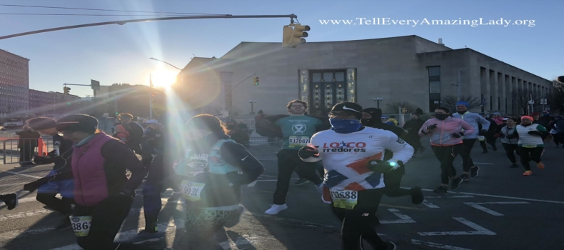 Team T.E.A.L® at the 2018 United Airlines NYC Half Marathon