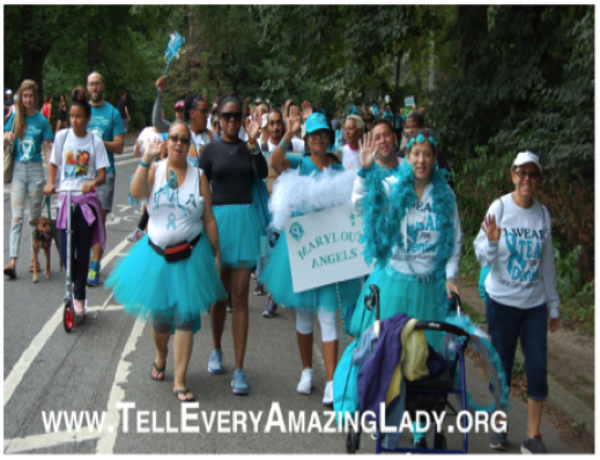 10th Annual Brooklyn T.E.A.L.® Walk/Run for Ovarian Cancer