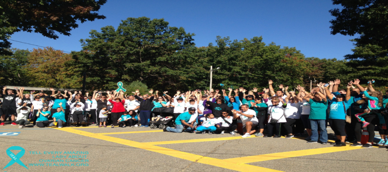 The 2nd Annual Woodbury T.E.A.L. Walk Surpassed its Fundraising Goal!