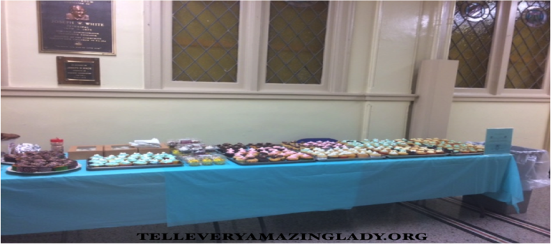 PS 164 Hosts Bake Sale for T.E.A.L.®