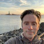 2021 TCS New York City Marathon runner for team Tell Every Amazing Lady®: Dennis