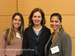 T E A L Attends Memorial Sloan Kettering Gynecologic Surgery Ovarian Cancer Management Conference 2018 T E A L Walk Tell Every Amazing Lady